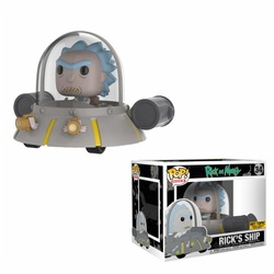POP! FIGURE RICK & MORTY: RICK SPACE CRUISER