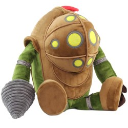 STUFFED DOLL BIOSHOCK BIG DADDY 43 CM