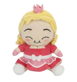STUFFED DOLL STUBBINS FAT PRINCESS 20 CM