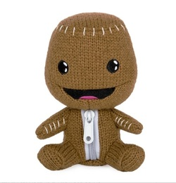 STUFFED DOLL STUBBINS LITTLE BIG PLANET 20 CM