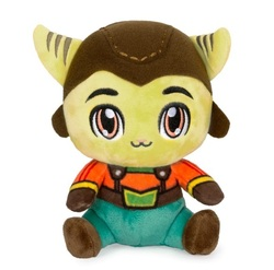 STUFFED DOLL STUBBINS RATCHET & CLANK: RATCHET 20 CM