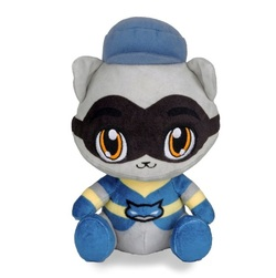 PELUCHE STUBBINS SLY COOPER SLY 20 CM