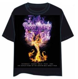 CAMISETA DEEP PURPLE PHOENIX XXL