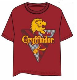 HARRY POTTER T-SHIRT GRYFFINDOR M