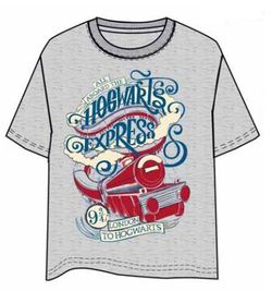 HARRY POTTER T-SHIRT HOGWARTS EXPRESS XXL