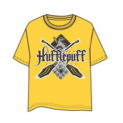 HARRY POTTER T-SHIRT HUFFLEPUFF XXL