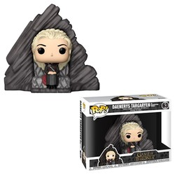 POP FIGURE  GAME OF THRONES: DAENERYS DRAGONSTONE