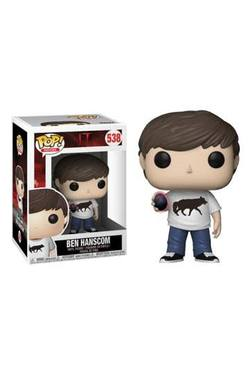 POP FIGURE  IT: BEN HANSCOM