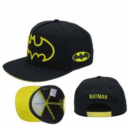 CAP BATMAN LOGO