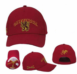 GORRA HARRY POTTER GRYFFINDOR