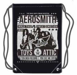 SACO AEROSMITH TOYS IN THE ATTIC 45 X 35