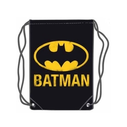 GYM BAG BATMAN LOGO 45 X 35