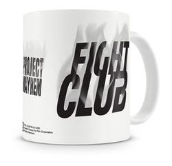 TAZA FIGHT CLUB PROJECT MAYHEM