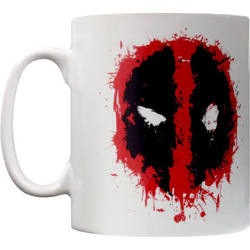 TAZA MARVEL DEADPOOL