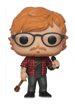 FIGURA POP ROCKS: ED SHEERAN