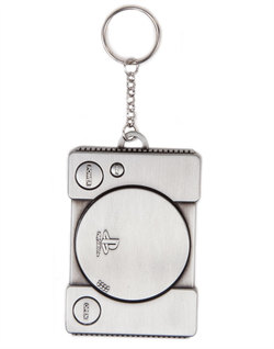 PLAYSTATION 3D CONSOLE KEYRING