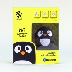 ALTAVOZ PINGUINO BLUETOOTH/USB/MICRO