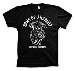 CAMISETA SONS OF ANARCHY M
