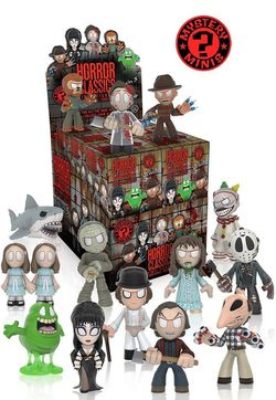 DISPLAY MYSTERY MINIS HORROR 3 (12)