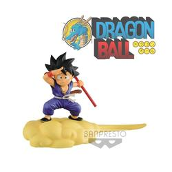 FIGURA BANPRESTO DRAGON BALL GOKU KINTOUN 13 CM