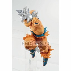 FIGURA BANPRESTO DRAGON BALL GOKU NEW FORM 15 CM