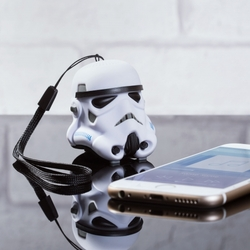 MINI ALTAVOZ STORMTROOPER BLUETOOTH