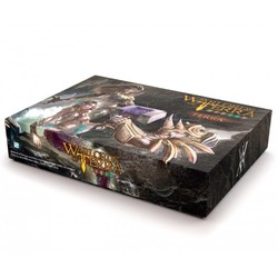 WARLORDS OF TERRA MAZO EXPANSION TERRA