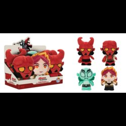 DISPLAY PELUCHES HELLBOY CUTE (6)