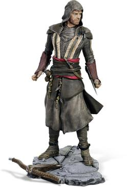 FIGURA ASSASSINS CREED AGUILAR 24 CM