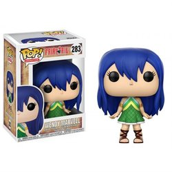 FIGURA POP FAIRY TAIL: WENDY MARVELL