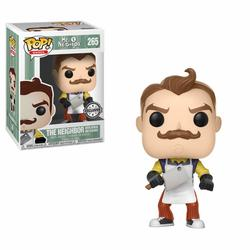 FIGURA POP HELLO NEIGHBOR: NEIGHBOR WITH APRON