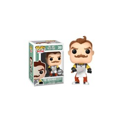 POP FIGURE HELLO NEIGHBOUR: NEIGHBOR WITH GLUE