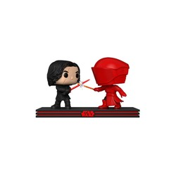 FIGURA POP STAR WARS PRAETORIAN GUARD & KYLO