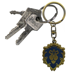 KEYCHAIN:  WORLD OF WARCRAFT ALIANZA