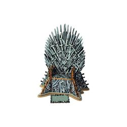 3D PUZZLE GAME OF THRONES IRON THRONE WOOD PIECES