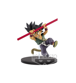 FIGURA BANPRESTO DRAGON BALL GOKU PALO 10 CM