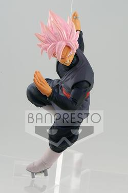 FIGURA BANPRESTO DRAGON BALL GOKU ROSA 16 CM