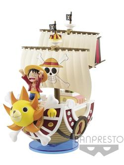 FIGURA BANPRESTO ONE PIECE MEGA WORLD 19 CM