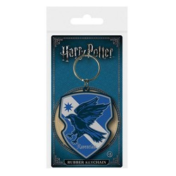 LLAVERO GOMA HARRY POTTER RAVENCLAW