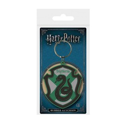 LLAVERO GOMA HARRY POTTER SLYTHERIN