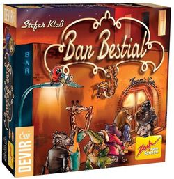 BAR BESTIAL (SPANISH)