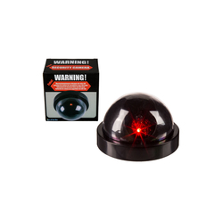 SECURE CAMERA PROP WITH LED (FAKE)