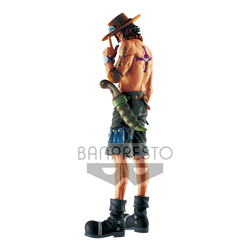 FIGURA BANPRESTO ONE PIECE D. ACE MEMORY 26 CM