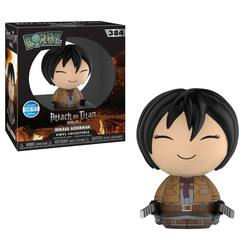 DORBZ FIGURE ATTACK ON TITANS MIKASA