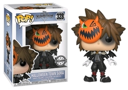 POP FIGURE KINGDOM HEARTS: SORA HALLOWEEN TOWN