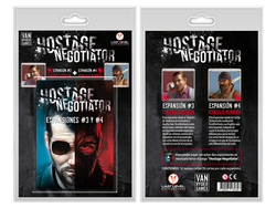 HOSTAGE EL NEGOCIADOS EXP 3 & 4 (SPANISH)