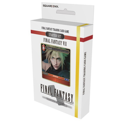 FINAL FANTASY TCG UNID MAZO FIRE/EARTH FFVII * ULTIMAS UNIDADES