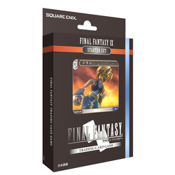 FINAL FANTASY TCG DECK FF IX + PROMOS