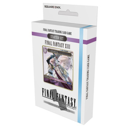 FINAL FANTASY TCG DECK FF XIII + PROMOS