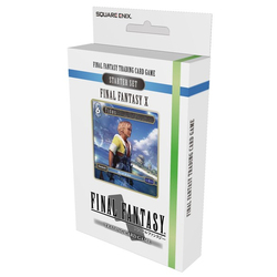FINAL FANTASY TCG UNID MAZO WIND/WATER FFX *ULTIMAS UNIDADES